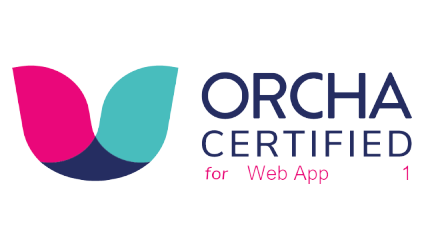 ORCHA Certified for Web App 1