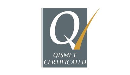 QISMET Certificated